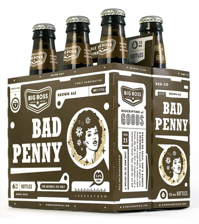 Big Boss Bad Penny Brown Ale 6pk