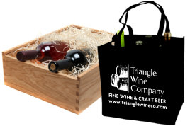 Wine Shipping and Home Delivery Triangle Wine Company