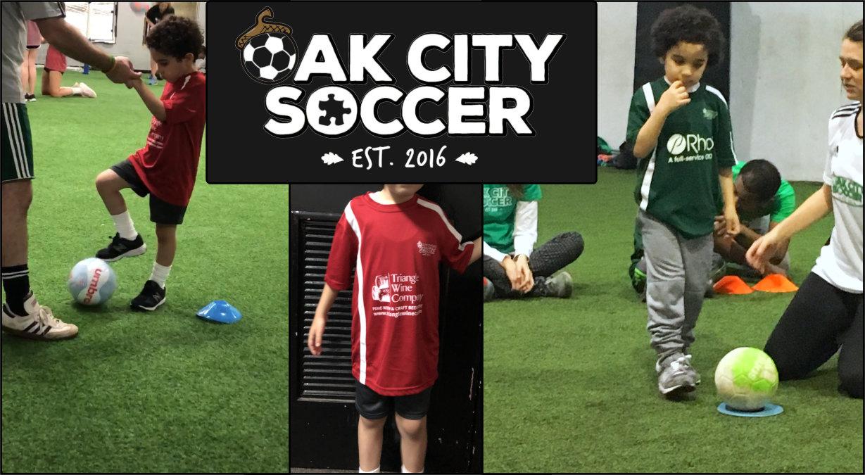 Triangle Wine Company sponsors Oak City Soccer
