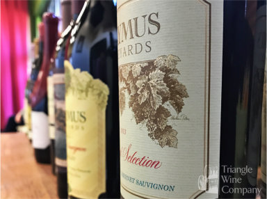 Caymus Wine Tasting Event