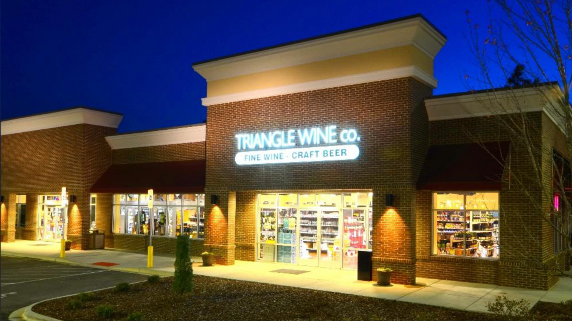 Triangle Wine Company Southern Pines, North Carolina Wine Beer Store Pinehurst