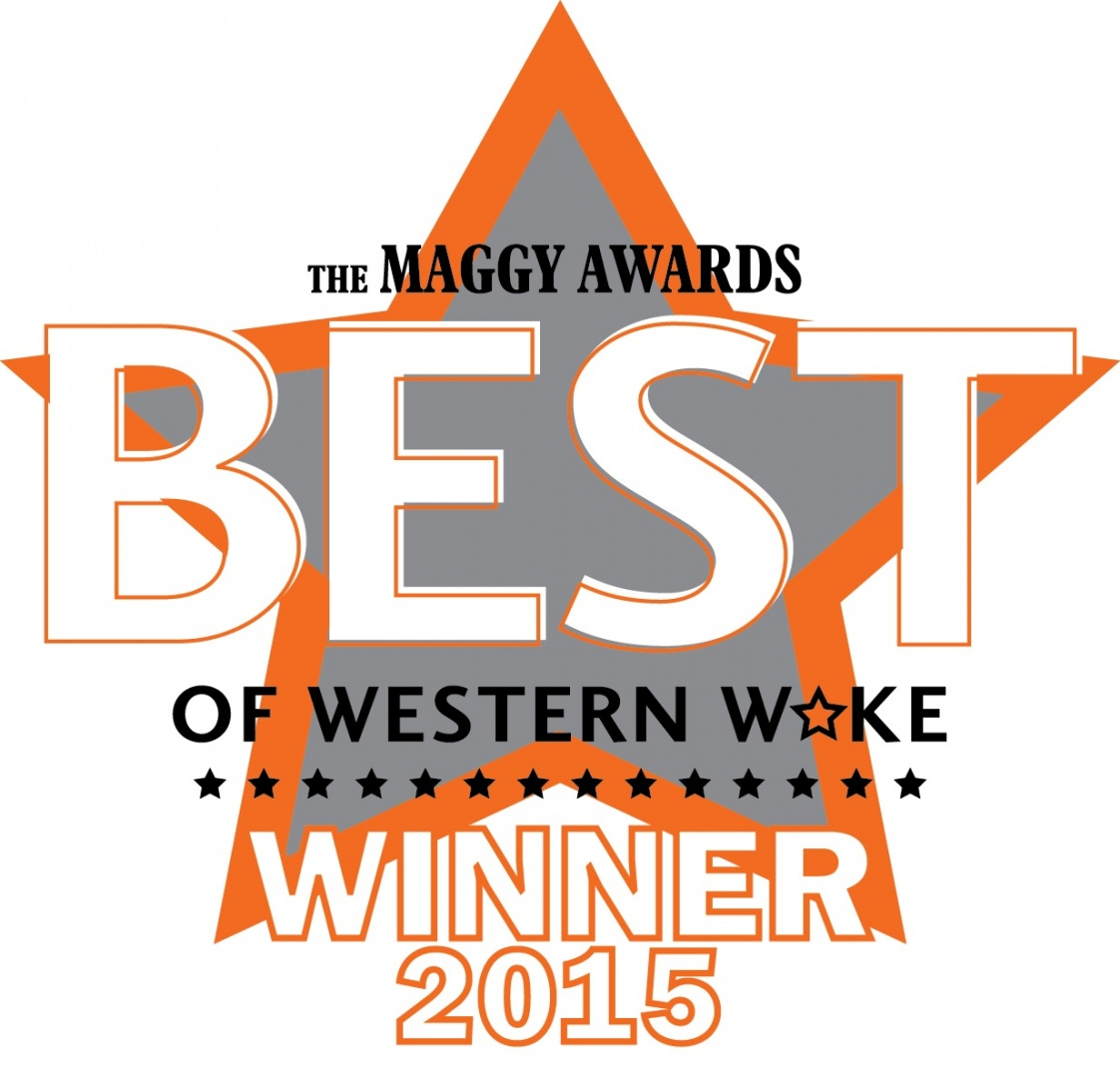Triangle Wine Company winner Best of Western Wake Cary Magazine Maggy Award Best Wine Store