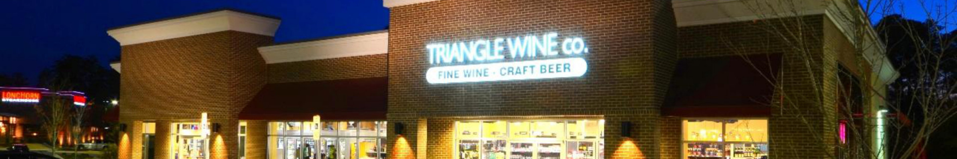 Triangle Wine Company Wine Beer Store Southern Pines North Carolina