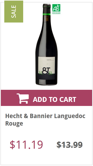 Buy Languedoc Red Wine