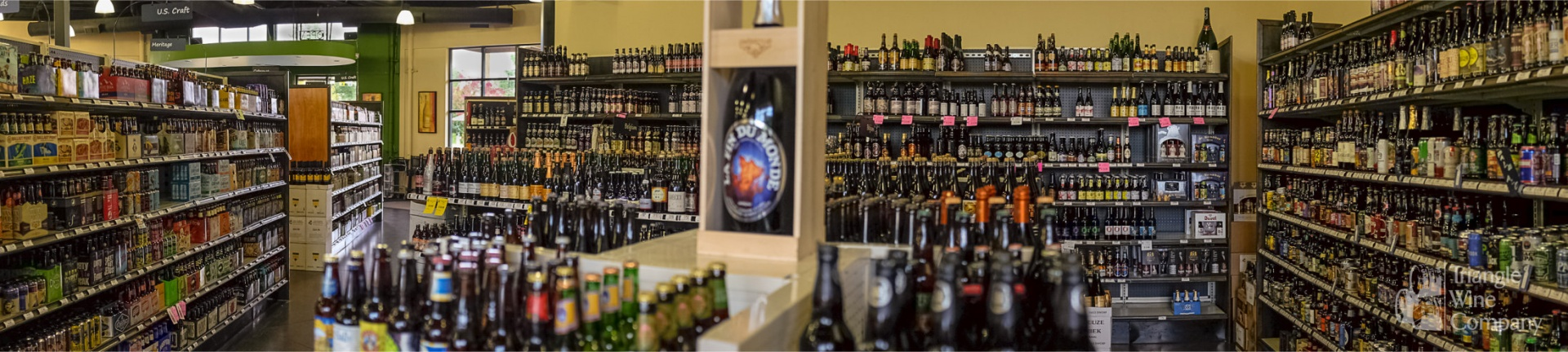 Huge Selection Craft Beer Singles Beer Store Triangle Wine Company