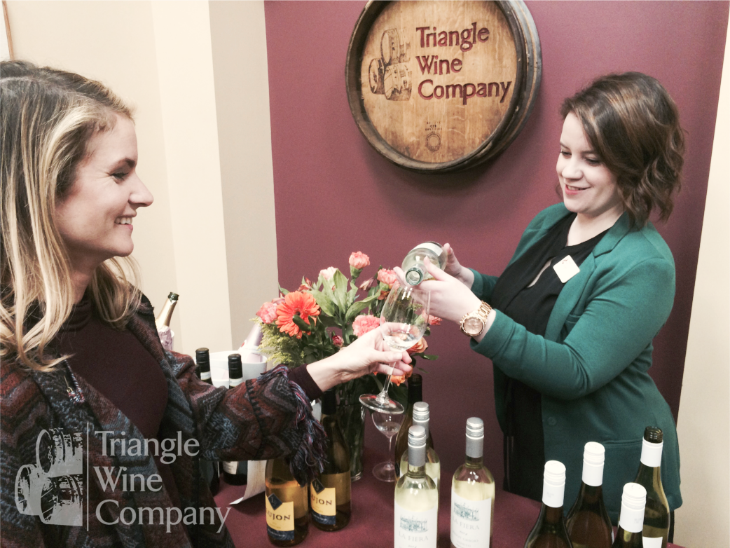 Bridal Wine Tasting Event 2016 Triangle Wine Company